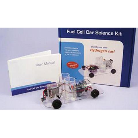Hydrogen fuel cell car kit   King Mariot Medical