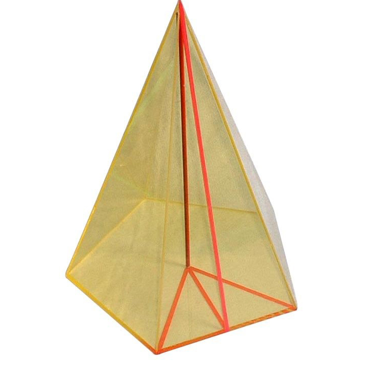 what is a pentagonal pyramid
